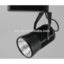 Éclairage d'accentuation de l'intérieur COB led track light prix de gros 20w