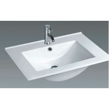 Top Mounted Bathroom Cabinet Ceramic Basin (70E)