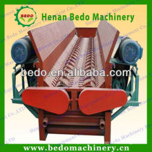 2013 High Efficiency Double Roller Wood Peeling Machine/Wood Peeler with Electric Motor
