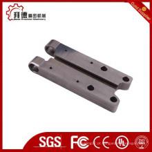 Personalizado de alta precisão liga de titânio CNC Turning Machining, liga de titânio virou parte