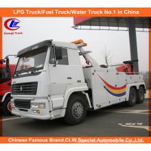 10 Wheel Sinotruk Sino Truck HOWO Wrecker Truck 351-450HP HOWO Wrecker Towering Truck LHD Rhd HOWO Recovery Truck