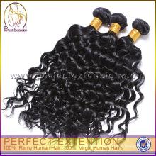 No 18 дюймов горячий продукт обрабатывается высокое качество перуанского волос