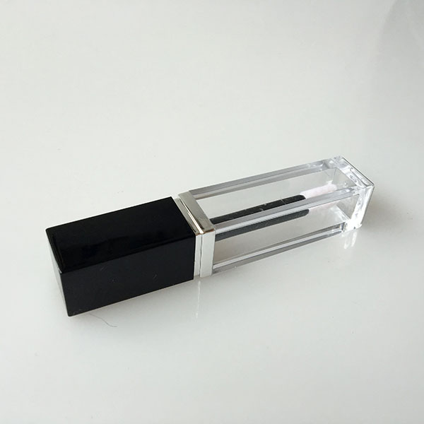 Custom  Unique Square 6g Lip Gloss Tube