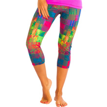 Fit Dry Running Pantys Pantalones Capris