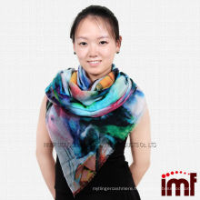 Women's Elegant Modal Cashmere Blend Neckwear Scarf
