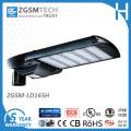 528VAC 165W LED Parking Lot Lighting with Motion Sensor