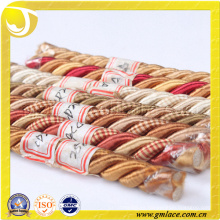 Tela decorativa cuerda para cojín decoración sofá decoración sala de estar cama habitación