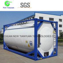 Réservoir de liquide cryogénique à grande échelle de 200 m3 Capacité