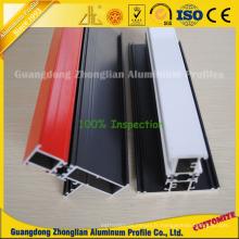 Revêtement en poudre personnalisé Aluminium aluminium pour la construction / Décoration Utilisation