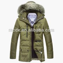 Таможенные мужчины зимняя куртка с высокое качество