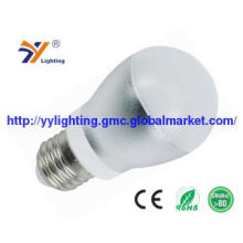 B50 3W LED Candle Bulb with Aluminium Cup