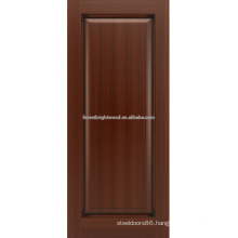 One panel oak wood, solid wood panel door design