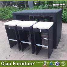 Garden Furniture Counter Chairs, Outdoor Bar Stools