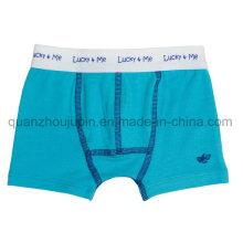 Sous-vêtements d'enfants mignons de coton respirable confortables faits sur commande