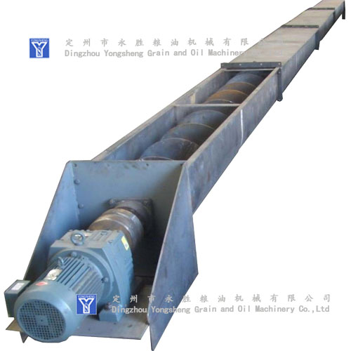 Screw Conveyor oil mill