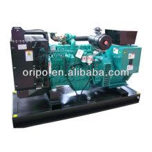 60Hz 100kva generador electrico com motor e serviços pós-venda mundial