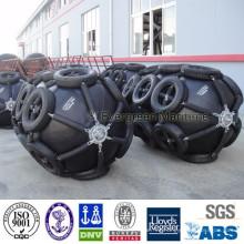 Defensas de goma neumáticas de Yokohama TAMAÑO D500XEL1000
