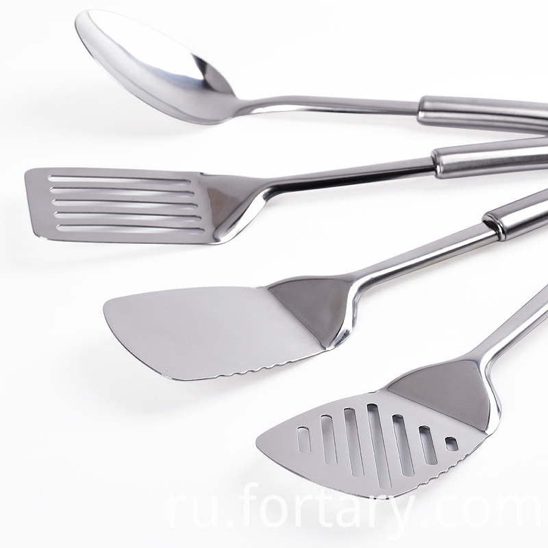 Stainless Kitchen Utensils