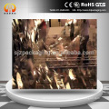 3D transparent holographic projection film for Exhibition hall