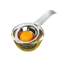 stainless steel egg strainer