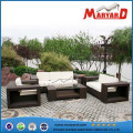 High Quality Garden Furniture Wicker Sofa