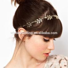 CBRL tourist souvenirs beautiful leaves wire elastic headband