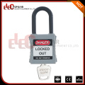Elecpopular China Products 38mm Shackle Global Small Plastic Safety Padlock With Normal Key