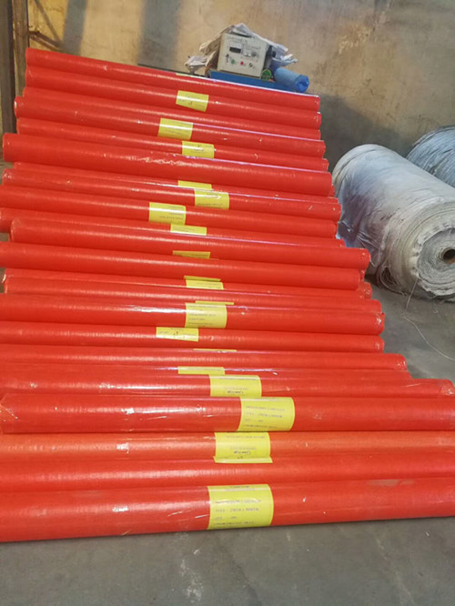 tarpaulin roll packing