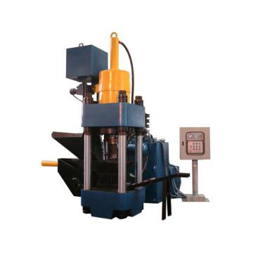 Máquina de briquetagem de fábrica hidráulica para serragem de metal