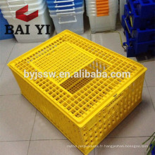 Caisses de transport pour la volaille vivante de l'usine de la Chine