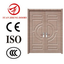 Wood Bedroom Door PVC Toilet Door PVC Bathroom Door Price