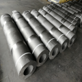 Low Resistivity Graphite Electrode with nipples