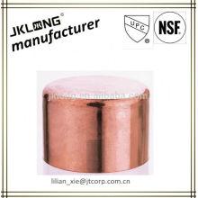 Montagem de tubos de cobre fim de montagem UPC NSF