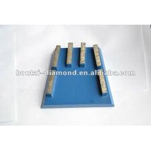 Placa de rectificado de suelo de hormigón
