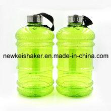 Garrafa de água Tritan de 1,89L Festa ao ar livre e garrafa de água promocional