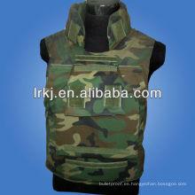 Toda la armadura de cuerpo balístico militar de estilo de protección