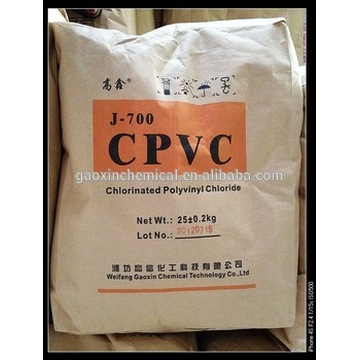 CPVC RESIN FOR EXTRUSION AND INJECTION