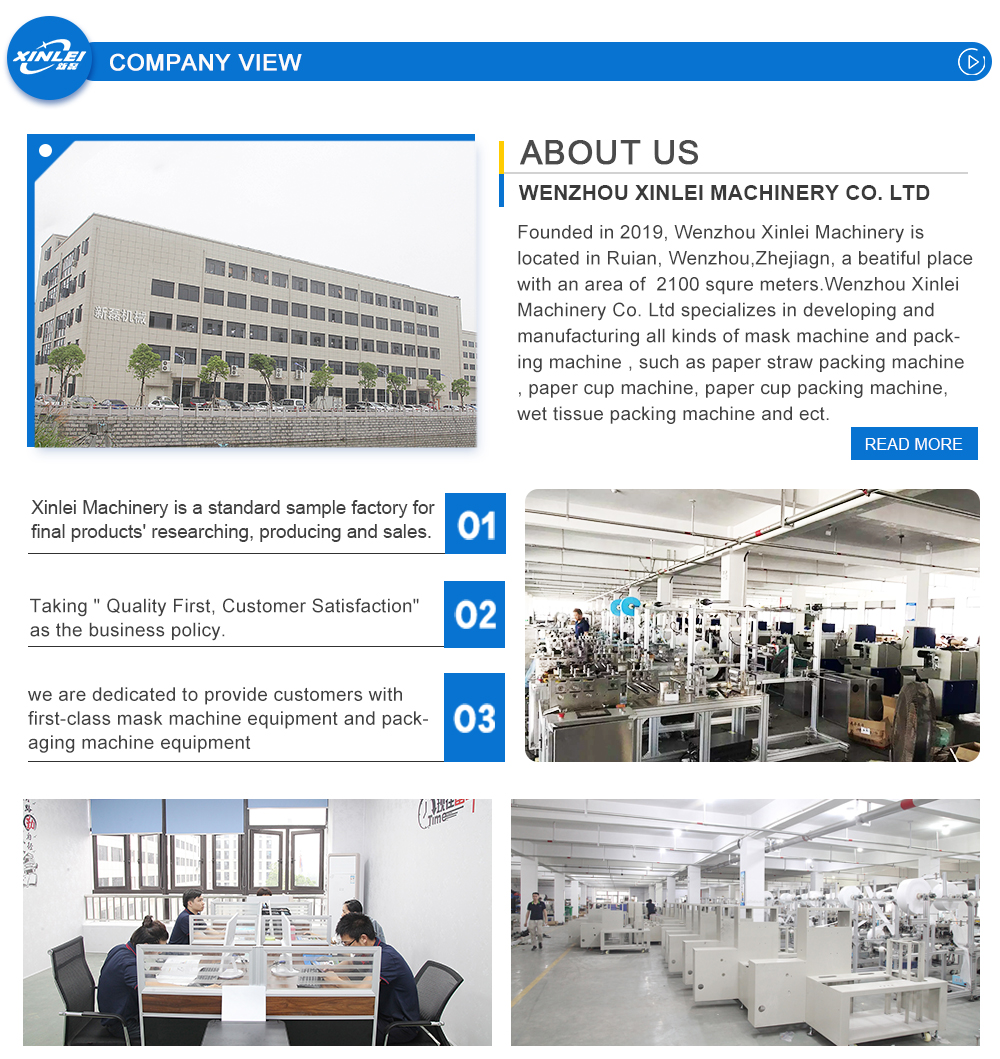 Wet Wipes Machine Company Information