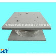 Roulement en caoutchouc de plomb de haute qualité pour la construction de ponts (fabriqué en usine de Chine)