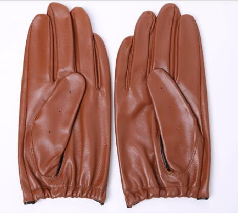 genuien leather back palm