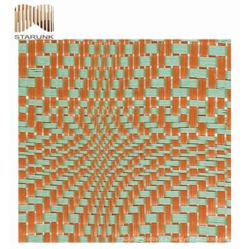 tela de malla de tejer poli deco impermeable del jardín