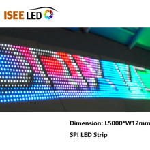 144Pixels par mètre Pixel Led Strip Lamp