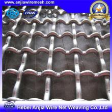 Galvanized Iron Wire Crimped Wire Mesh