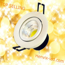 2014 bestselling 15w led downlight eyeshield