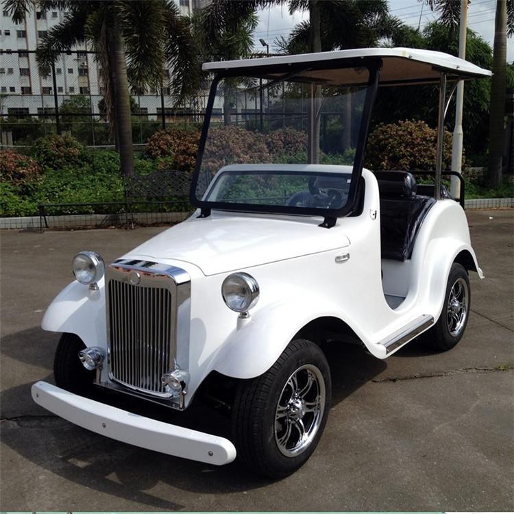 4 Seats Classic Vehicel