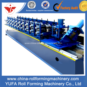 YF470 Joint Hidden New Type Metal Colored Steel Tile Panel Roll Forming Machine