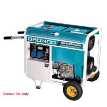 Bn5800dce / B Diesel Generatoren Open Frame 5kW Druck Splashed