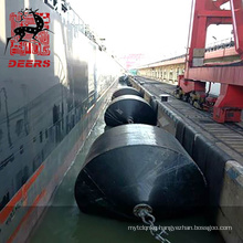 OEM permitted foam filled boat fenders bumpers dia 1200mm* length 2000mm