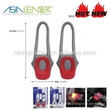 Легкий силиконовый шнур Передний фонарь для велосипедов