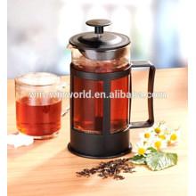 800 ML Werbe Günstige Kunststoff Kuring Französisch Presse Kaffeemaschine